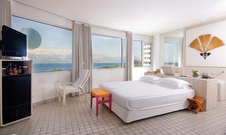 Habitación Doble Deluxe - The Marmara Antalya - Antalya
