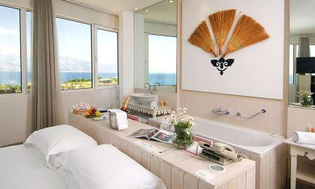 Habitación Deluxe Triple - The Marmara Antalya - Antalya