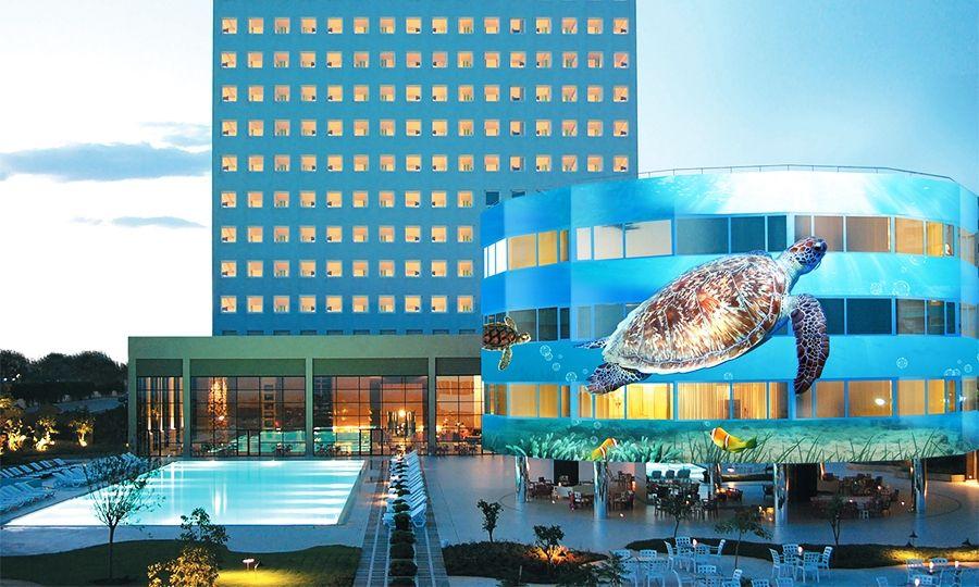 Hotel The Marmara Antalya - Booking & Info