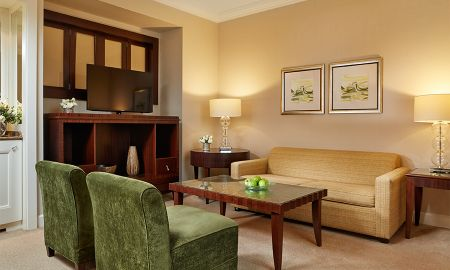 Suite Junior con Acceso al Spa - Corinthia Hotel Budapest - Budapest