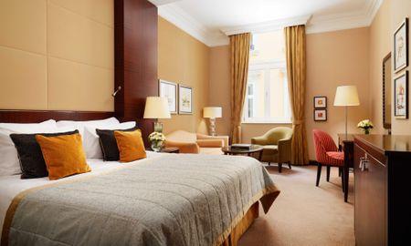 Executive King Room - Corinthia Budapest - Budapest