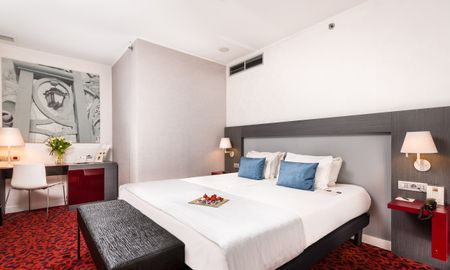 Superior Room - Square View - Hotel Palazzo Zichy Budapest - Budapest