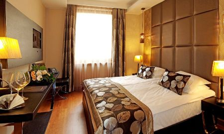 Standard Room - Continental Hotel Budapest - Budapest