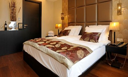 Deluxe Room - Continental Hotel Budapest - Budapest