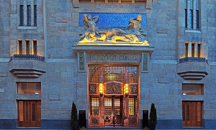 9f81da8e27 Continental Hotel Budapest - Booking & Info
