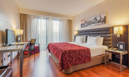 Chambre Twin ou Double - Eurostars Budapest Center - Budapest