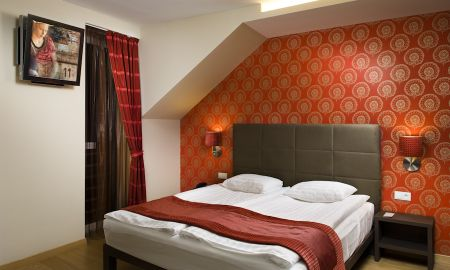 Superior Double Room - Opera Garden Hotel & Apartments - Budapest