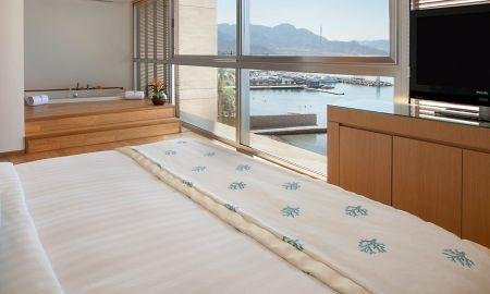 Suite Panoramico Executivo - Kempinski Hotel Aqaba Red Sea - Aqaba