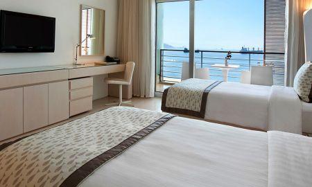 Chambre Panoramique - Kempinski Hotel Aqaba Red Sea - Aqaba
