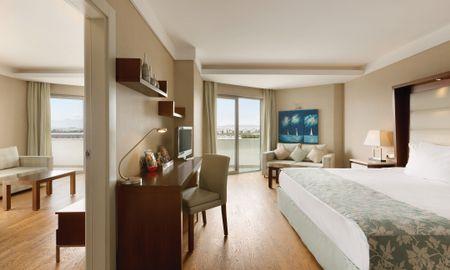 Suite - Sea View - Ramada Plaza By Wyndham Antalya - Antalya