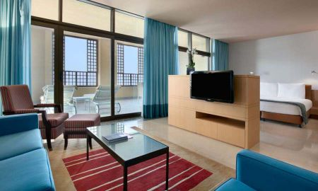 Suite Exécutive - Kempinski Hotel Ishtar Dead Sea - Mer Morte