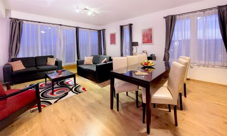 Penthouse Suite Trois Chambres - Fraser Residence Budapest - Budapest