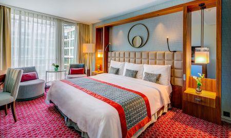 Chambre Double Fairmont - Fairmont Grand Hotel Geneva - Genève