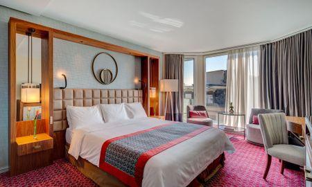 Chambre Double Fairmont avec Vue sur la Ville - Fairmont Grand Hotel Geneva - Genève