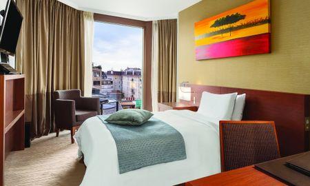 Chambre Simple Modéré - Fairmont Grand Hotel Geneva - Genève