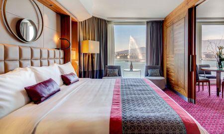 Suite Exécutive - Fairmont Grand Hotel Geneva - Genève