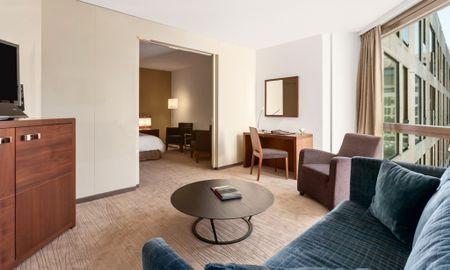Suite Deluxe - Fairmont Grand Hotel Geneva - Genève
