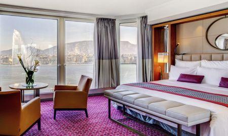 Suite Présidentielle - Fairmont Grand Hotel Geneva - Genève