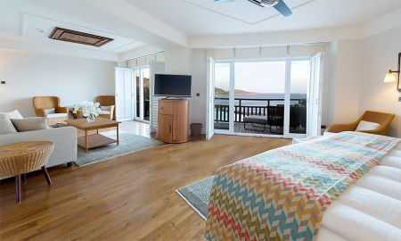 One Bedroom Suite - Kempinski Hotel Barbaros Bay - Bodrum