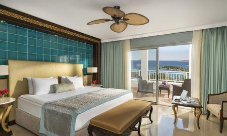 Deluxe Room - Sea View - Rixos Premium Bodrum - Bodrum