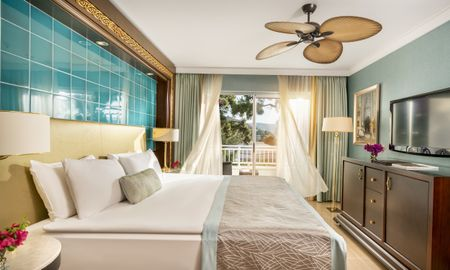 Habitación Deluxe - Vista Jardín - Rixos Premium Bodrum - Bodrum