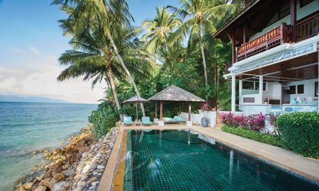 Residencia tres habitaciones con piscina - frente al mar - Napasai, A Belmond Hotel, Koh Samui - Koh Samui