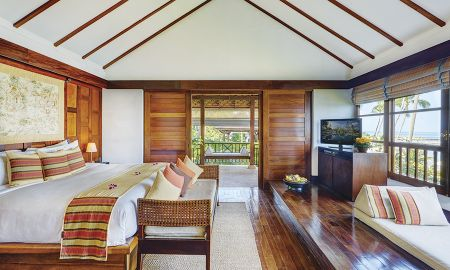 Villa Un Dormitorio Frente a la Playa - Napasai, A Belmond Hotel, Koh Samui - Koh Samui