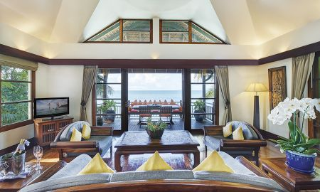 Residência dos quartos com piscina - frente ao mar - Napasai, A Belmond Hotel, Koh Samui - Ko Samui
