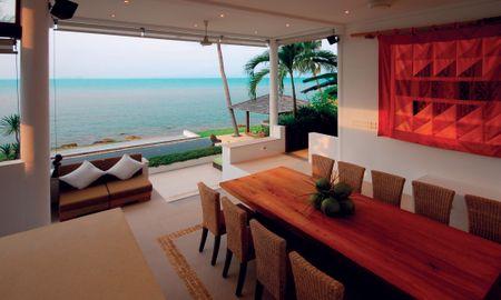 Residência quatro quartos com piscina - frente ao mar - Napasai, A Belmond Hotel, Koh Samui - Ko Samui