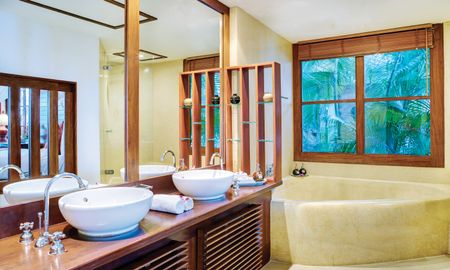 Residencia cuatro habitaciones con piscina - frente al mar - Napasai, A Belmond Hotel, Koh Samui - Koh Samui