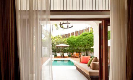 Garden Pool Villa - SALA Samui Choengmon Beach Resort - Koh Samui