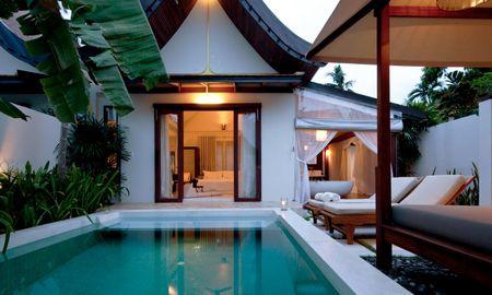 Vila Sala com Piscina - SALA Samui Choengmon Beach Resort - Ko Samui