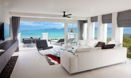 Seaview Elegance Pool Suite 2 bedroom - Infinity Residences & Resort - Koh Samui