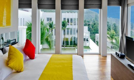 Seaview Luxury Penthouse 3 bedroom - Infinity Residences & Resort - Koh Samui