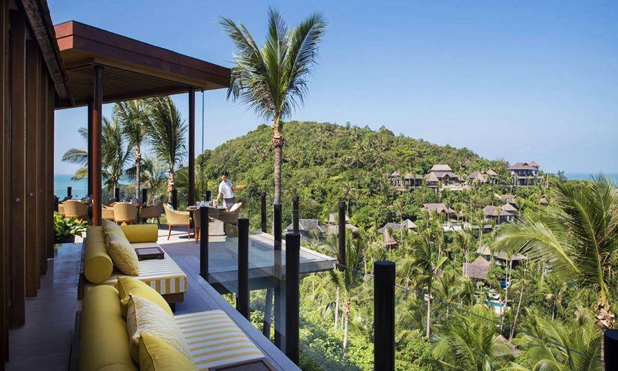 Hotel Four Seasons Koh Samui - Booking & Info