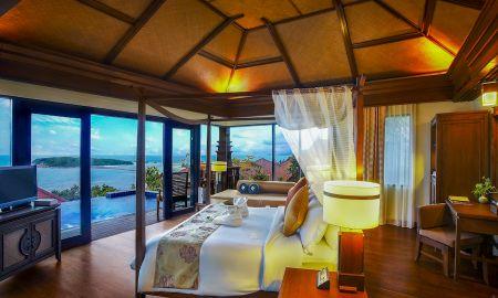 Villa Piscine - Vue Mer - Nora Buri Resort & Spa - Koh Samui