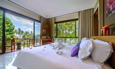 Chambre Deluxe avec Balcon - The Briza Beach Resort - Koh Samui