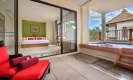 Villa Deluxe avec Bassin de Plongée - The Briza Beach Resort - Koh Samui