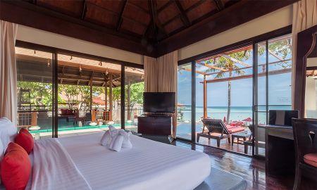 Villa Piscine Face à l'Océan - The Briza Beach Resort - Koh Samui