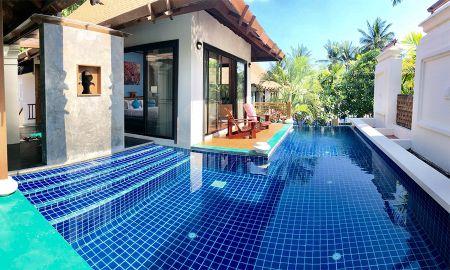 Villa deux Chambres avec Piscine Privée - The Briza Beach Resort - Koh Samui