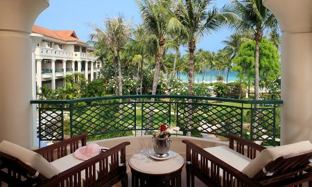 Chambre Club Deluxe Face à l'Océan - Centara Grand Beach Resort Samui - Koh Samui
