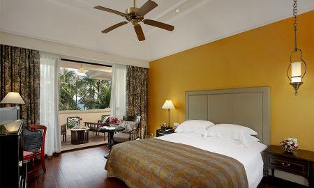 Chambre Deluxe Face à l'Océan - Centara Grand Beach Resort Samui - Koh Samui