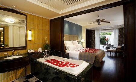 Suite Deluxe avec Piscine Privée - Centara Grand Beach Resort Samui - Koh Samui
