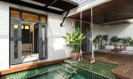Chambre Deluxe - Bassin de plongée - Anantara Lawana Koh Samui Resort - Koh Samui