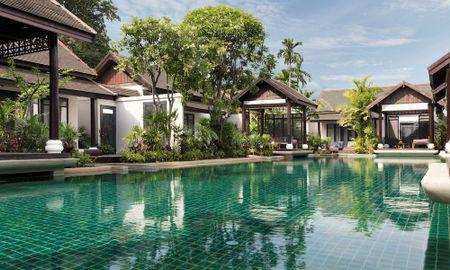 Chambre Deluxe - accès à la piscine - Anantara Lawana Koh Samui Resort - Koh Samui