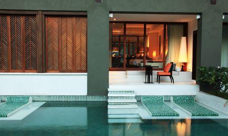Chambre Deluxe Accès Piscine - Mai Samui Resort & Spa - Koh Samui
