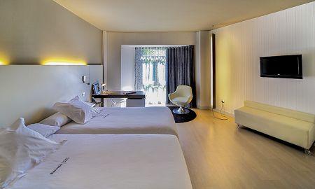 Habitación Doble con Terraza - Uso Individual - Barcelo Costa Vasca - San Sebastián