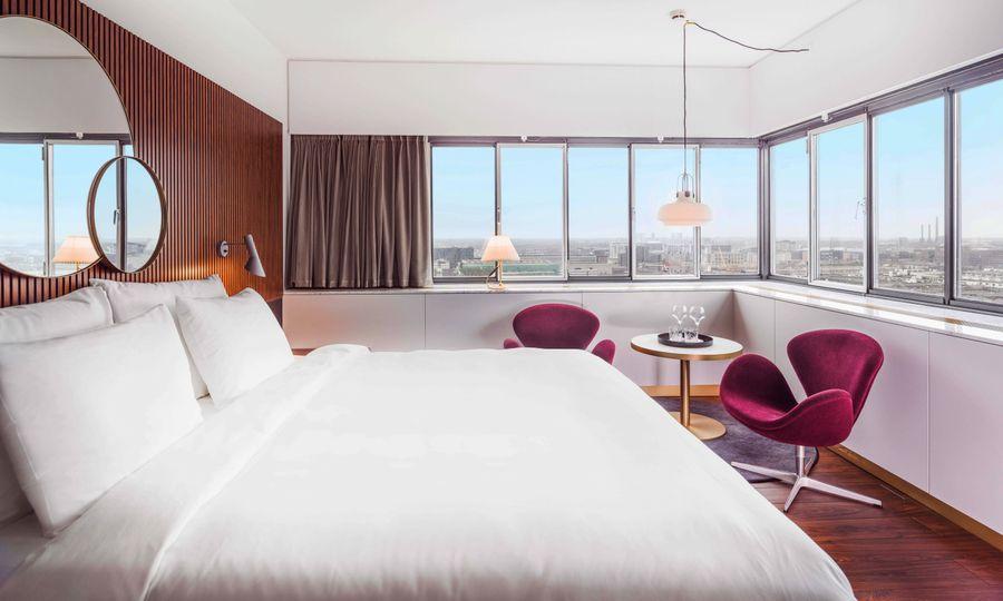 Radisson Blu Royal Hotel Copenhagen Reservierung Informationen