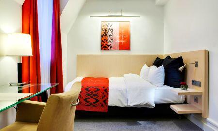 Camera Singola Piccola - Scandic Palace Hotel - Copenhagen