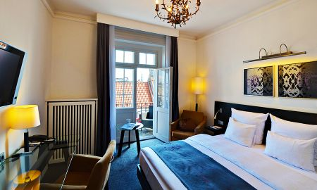 Camera Standard Twin - Scandic Palace Hotel - Copenhagen
